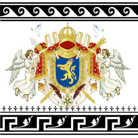 Official Banking Coat of Arms of JV AGNVS DEI VERBVM DEI Principe Jose Maria Chavira Adagio Al-Hussayni PRIMOGENITVS FILVS DEI AGA KHAN XIII Nome de Plume JCANGELCRAFT- Eternity's Quill