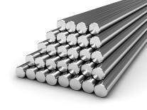 Round steel bars