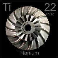 Company Images assorted sizes Commodities Titanium Element Symbol - Ti 22