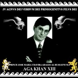 Prince Adagio the Reincarnation of Jesus Christ the Son of God