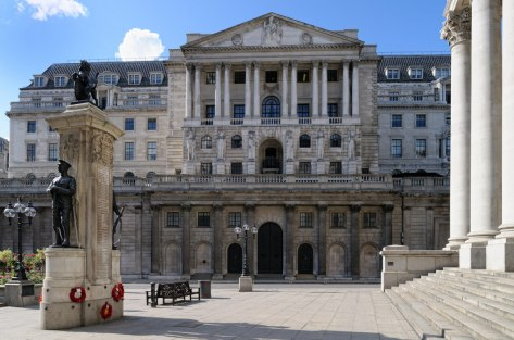 Company Images Bank of England Building