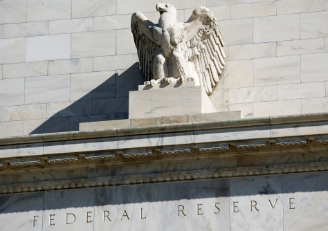 Company Images -The Holy Spirit Eagle - The Federal Reserve Building in Washington DC