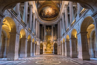 Royal Chapel, Chateau de Versailles