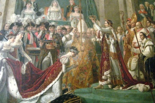 M5 Crown Holdings France - The Palace of Versailles - a Royal Château in Versailles France - The French Royal Estate of Principe Jose Maria Chavira M.S. Adagio I - Interior -Paintings - Historical Moments