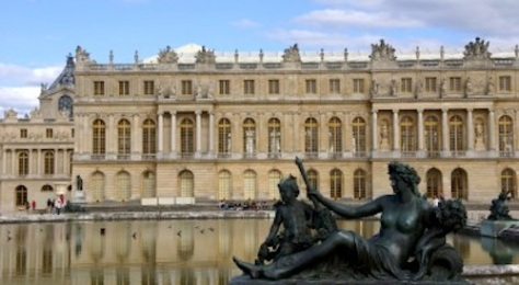 World Bank - Angelcraft Crown World Bank Reserve - The Castle at Versailles on the Lake Paris France - Crown Holdings Property of Principe Jose Maria Chavira M.S. Adagio I