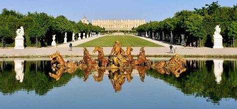 Bienvenue au Château de Versailles du palais du prince Adagio - et le palais du monde des Royals Divine - Le lac de l'émergence II