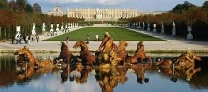 Bienvenue au Château de Versailles du palais du Prince Adagio - et le palais du monde des Royals Divine - Le lac de l'émergence