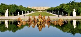 Bienvenue à Versailles - Château et Château du Bienvenue au Château de Versailles du palais du Prince Adagio - et le palais du monde des Royals Divine - Les eaux de la réincarnation et Emergence