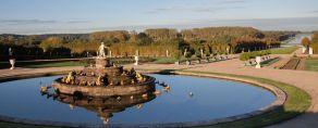 Bienvenue à Versailles - Château - la Fontaine de réincarnation des Anges de Dieu