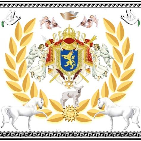 Escuda Coat of Arms Adagio 1