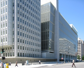 Angelcraft Crown World Bank and Reserve Group Building at Washington